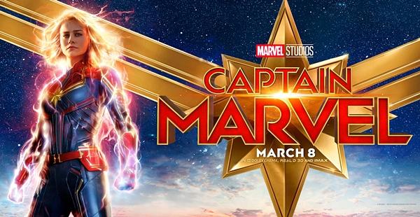 Box Office Report Captain Marvel Box Office Report