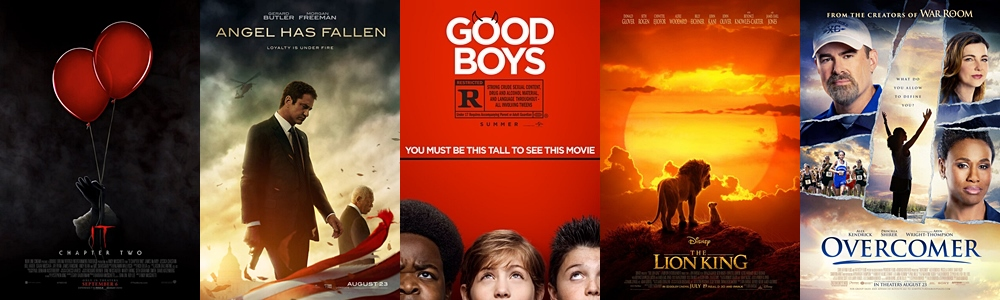Box Office Report - Weekend Box Office Predictions