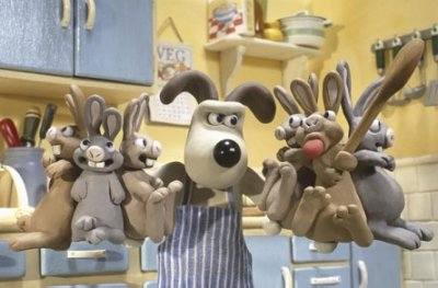 Wallace & Gromit: The Curse of the Were-Rabbit (Nick Park/Steve Box)
